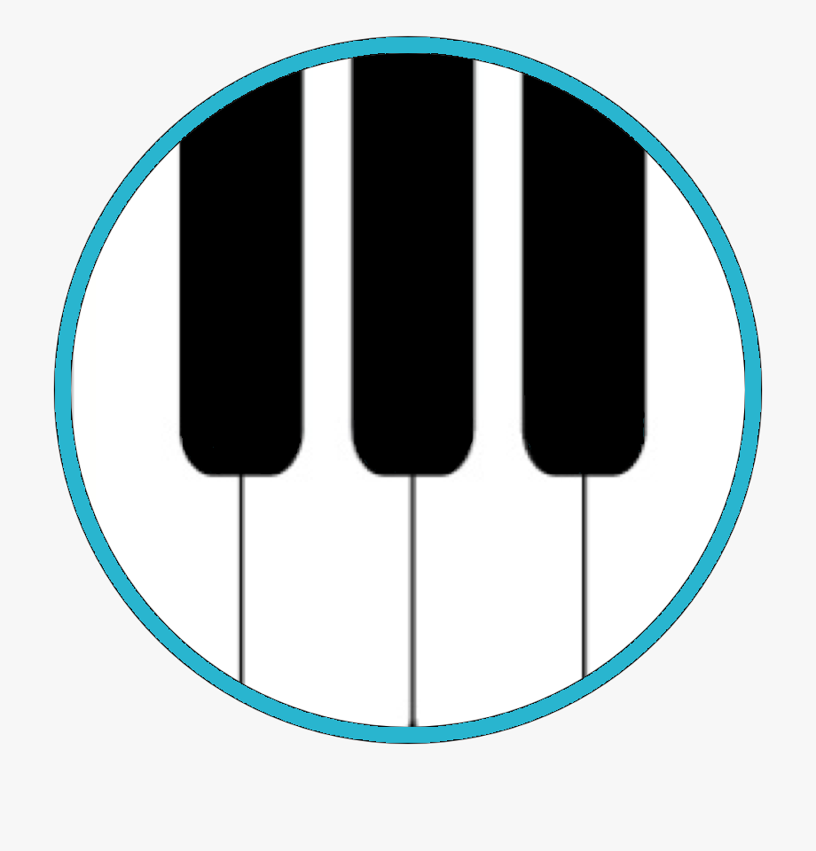 Logo touches de piano