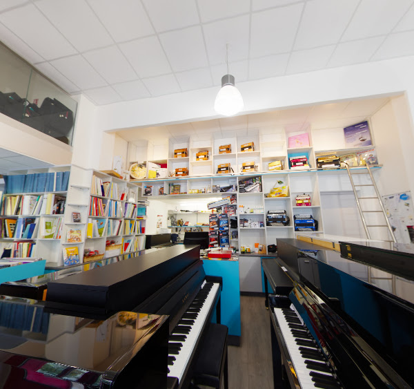 Magasin L'Accordeur - pianos